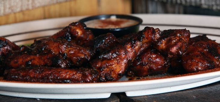 Home-Schooled' BBQ Chicken Wings | best ever recipe box | Pinterest