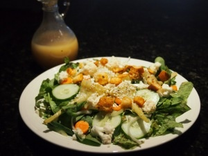 Caramelized Shallot Dressing