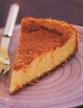Mrs. Marshall's Cheesecake | Recipe