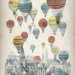 Society6 holds some of the most talented illustrators