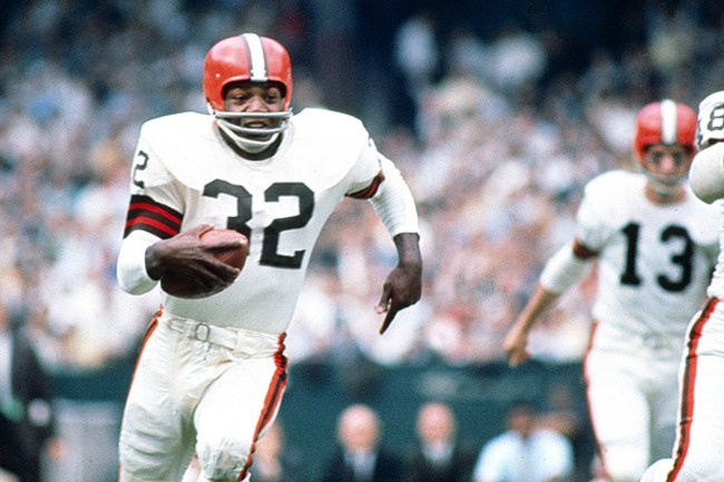 Jim Brown (Cleveland B...