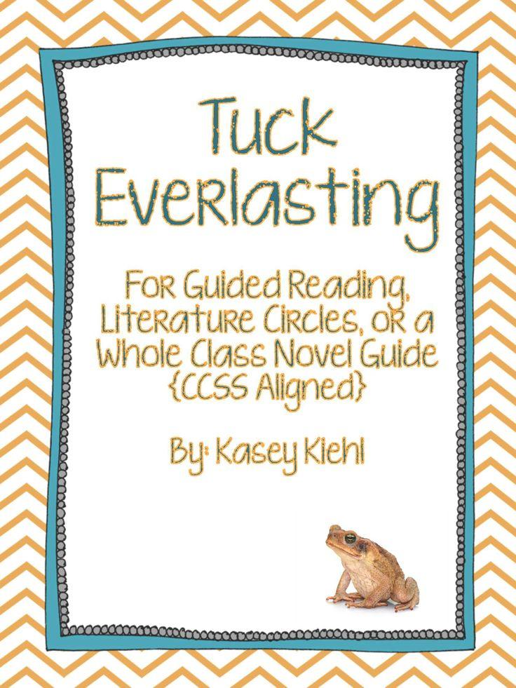 tuck everlasting essay prompts