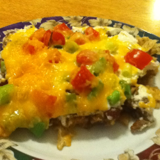 Easy Mexican casserole | Recipes | Pinterest