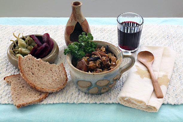 Bigos, or Polish Hunter's Stew from Food52