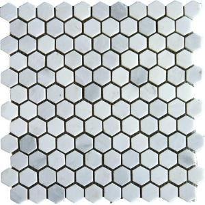honed marble tile.