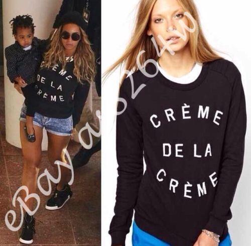 Zoe Karssen Creme Dela Creme Sweater Ebay 36