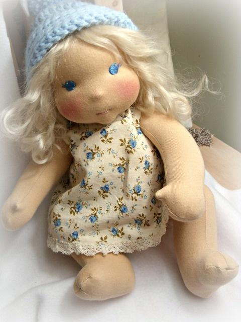 """14"""" Zuzu - Waldorf Baby Doll"""