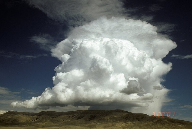 Amazing Thunderstorm...Central Nevada
