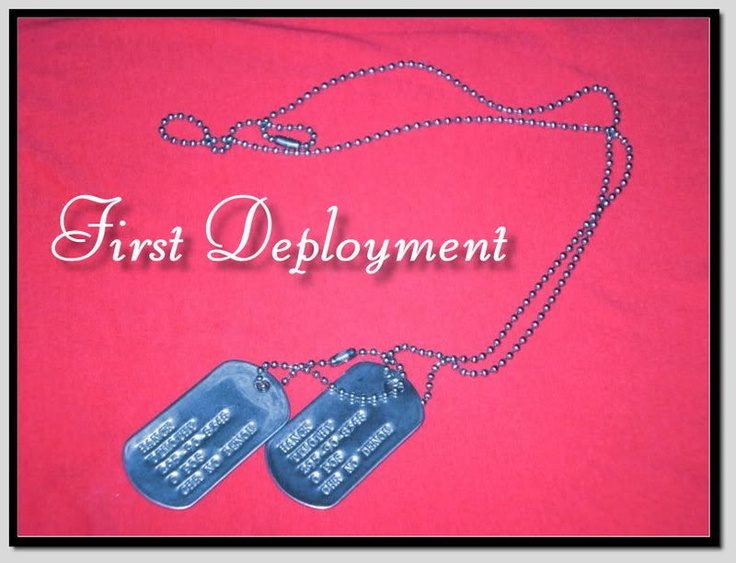 First deployment quotes