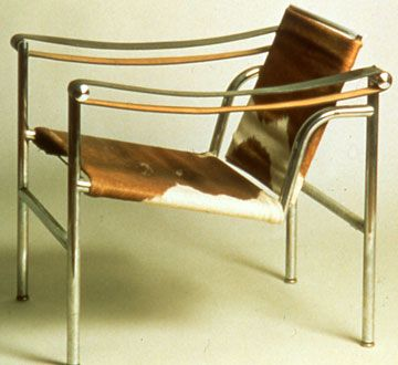 Charlotte Perriand, Le Corbusier, Edouard Jeanneret