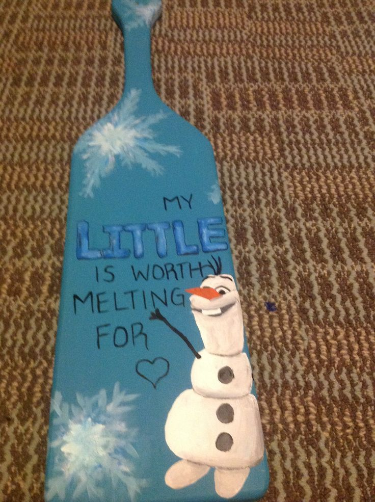 Cute idea sigmaalpha frozen disney sororitypaddle for Greek paddle template