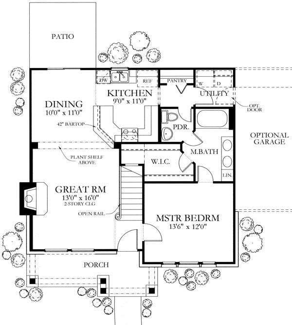 Pin By Grace Plemens On Starter House Plans Pinterest
