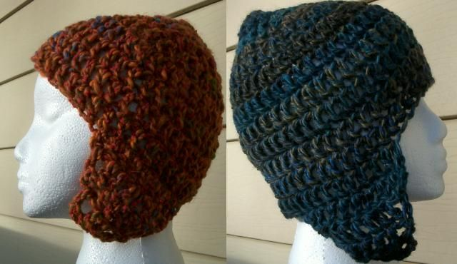 Free Crochet Patterns For Animal Earflap Hats : Cool Hat Crafts Pinterest