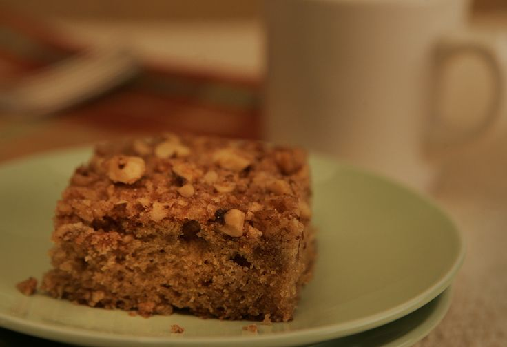 Buttermilk cinnamon coffee cake | Recipe