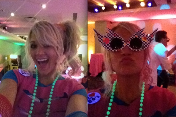 Happy belated birthday to Carrie Underwood! Looks like she had a blast at her party!