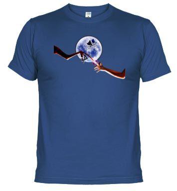 Camiseta E.T. camisetas_de_cine