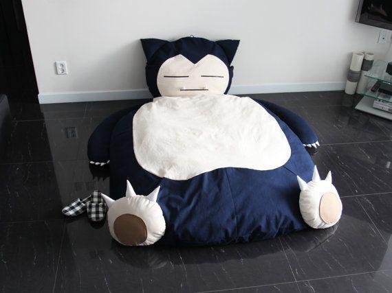 Snorlax Bed Custom Order For Derick Hakel