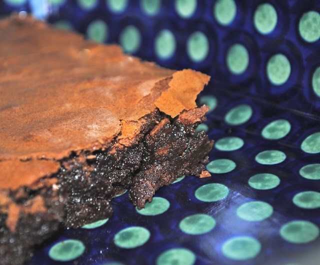 truffle brownies | yummy food | Pinterest