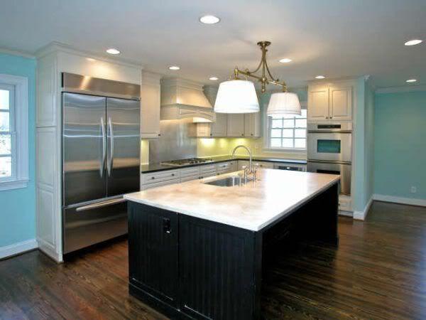 Island Kitchen Sink : Pros and Cons of Sink in Island - Kitchens Forum - GardenWeb