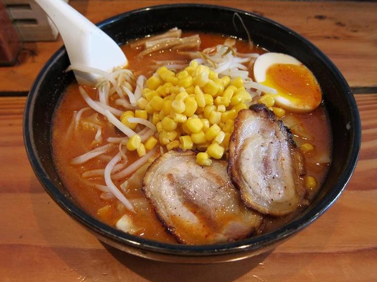 Spicy Miso Ramen at Ramen Setagaya NYC | Ramen | Pinterest