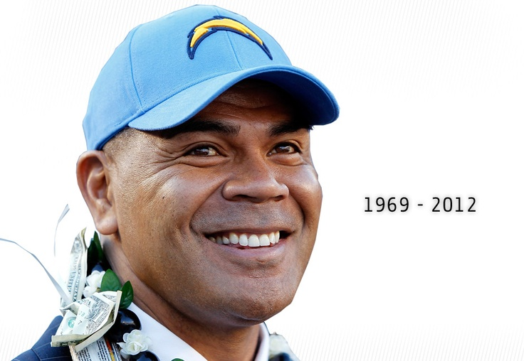 The beloved Chargers linebacker and San Diego community leader died Wednesday at his Oceanside home. Show support for the Seau family and Chargers community by sharing your condolences.
