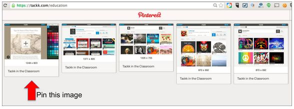 EdTech app @Tackk is a great resource for student creation, blogs and ...