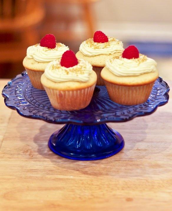 Champagne cupcakes | Delicioso | Pinterest