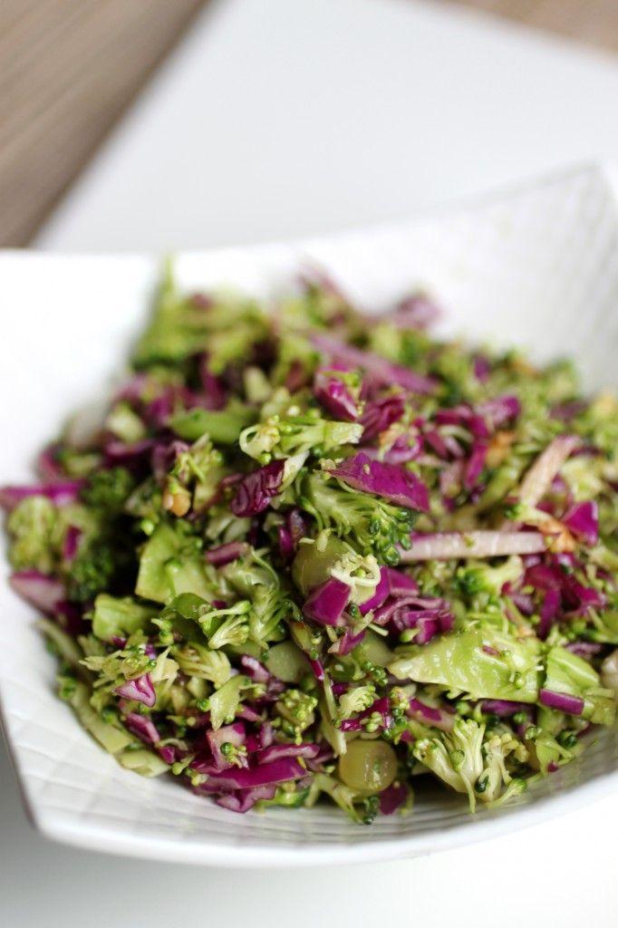 Asian Broccoli Slaw   Recipe