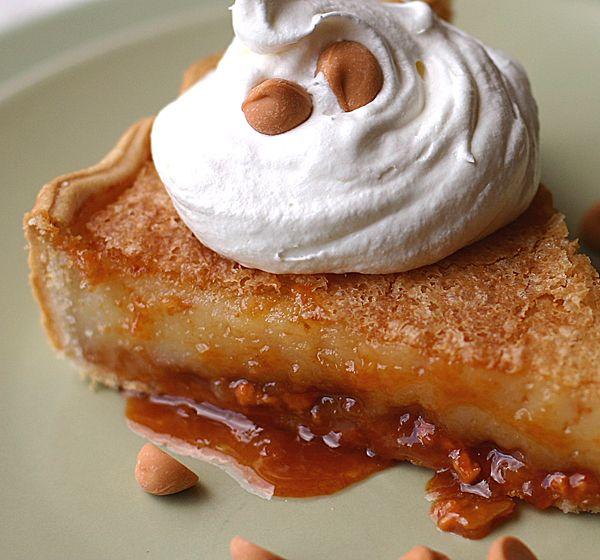 Butterscotch Brulee pie~ | Just Deserts~ | Pinterest