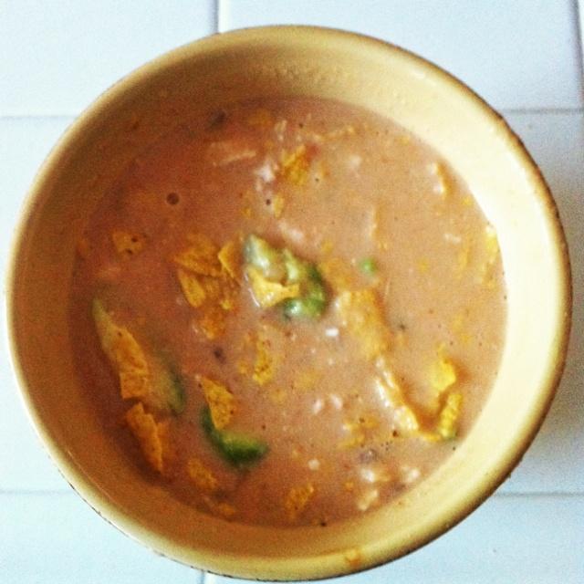 Chicken enchilada soup | Soups | Pinterest