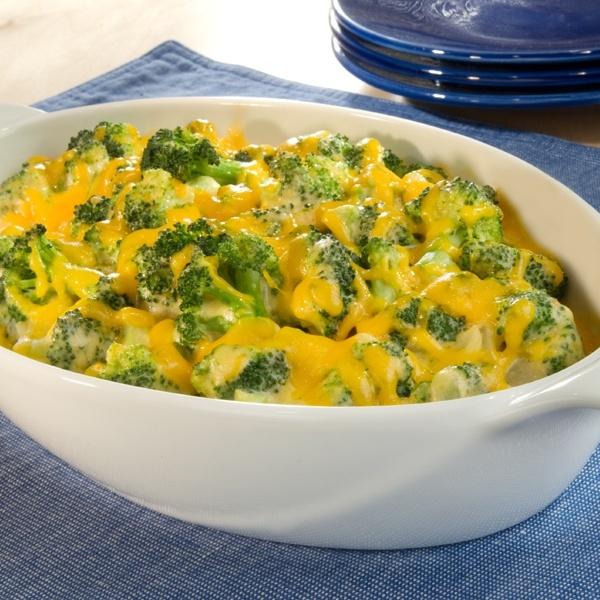 Broccoli & Cheese Casserole | Recipe