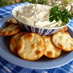 Herbed Cheese Spread tastes just like the expensive Boursin cheese ...
