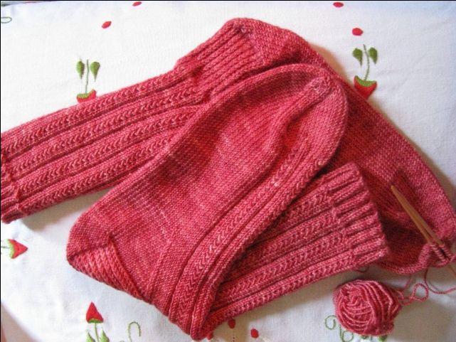 Easy Crochet Sock Patterns Gallery - knitting patterns free download