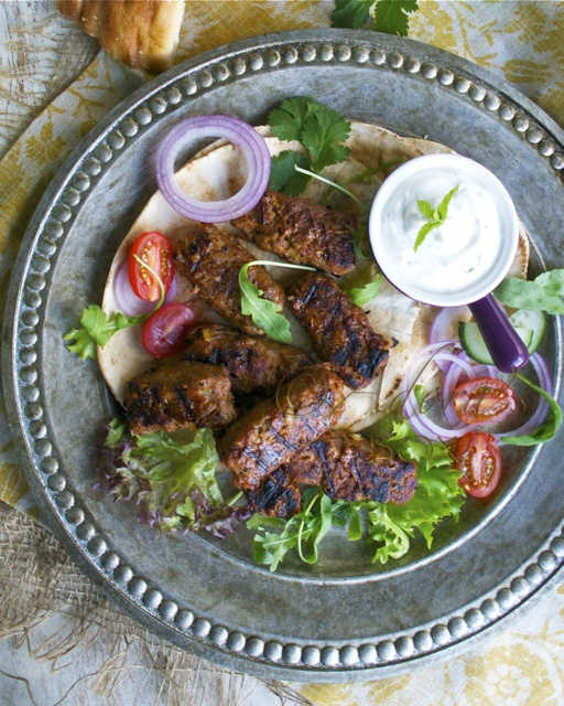Persian Turkey Kofta Kebabs Recipes — Dishmaps