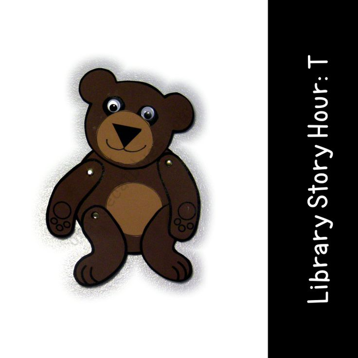 T is for Teddy Bear