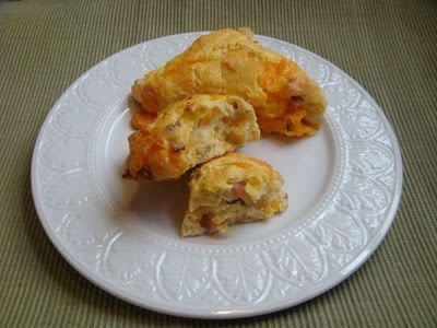 Bacon, Egg and Cheddar Scones | Recipes - Tried and true - yummy | Pi ...