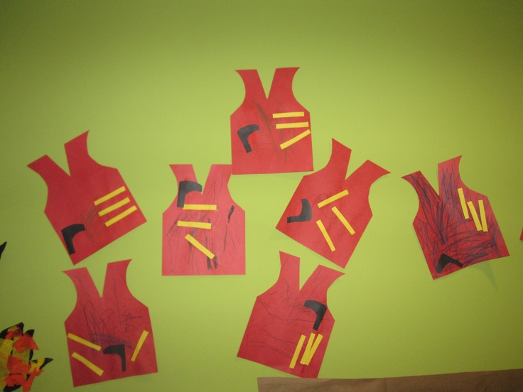 Fire Prevention Week Projects Harmony Art Projects