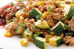 Southwestern Tofu Scramble | Recipes | Pinterest