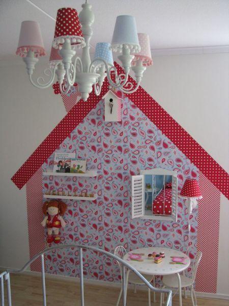 mommo design: HOUSES FOR KIDS - Wallpaper house