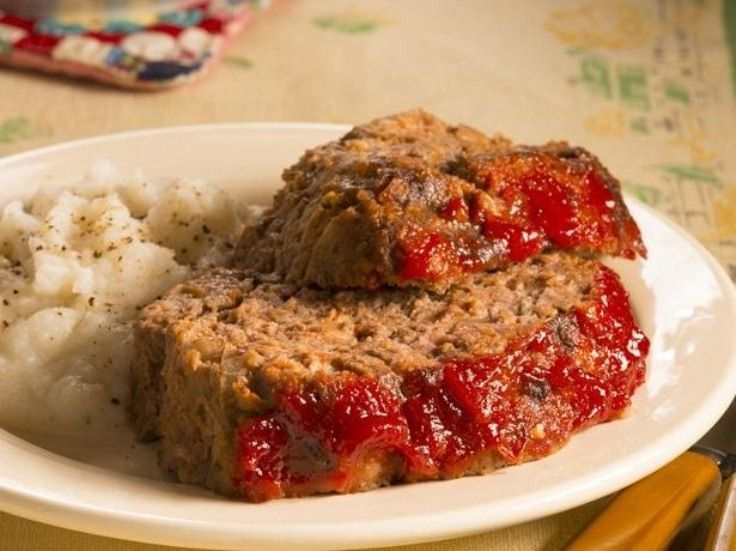 Easy Meatloaf Recipe | Recipes/ Food 4 Thought | Pinterest