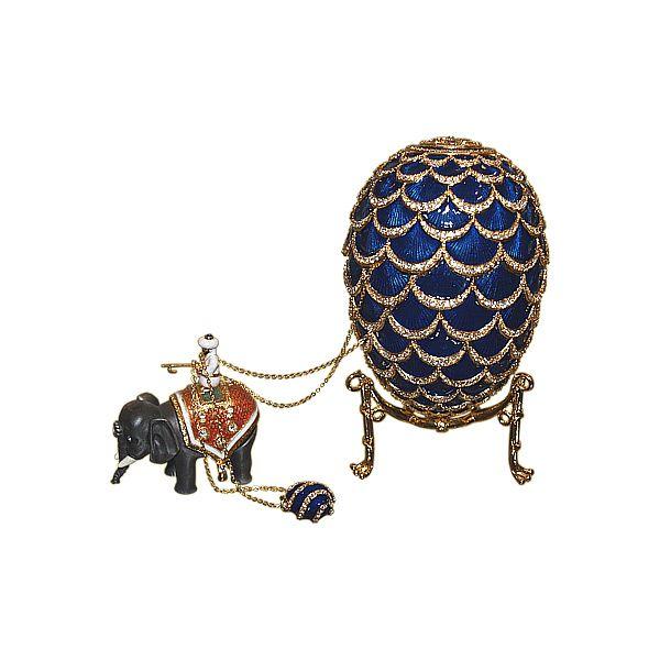 Faberge Maharaja Elephant Egg...