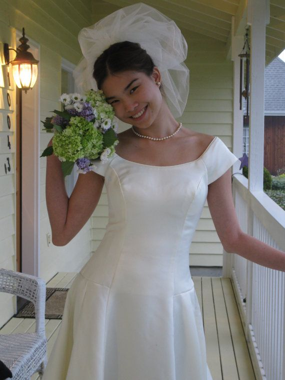 Which type of wedding veil is best suited to my dress and body type