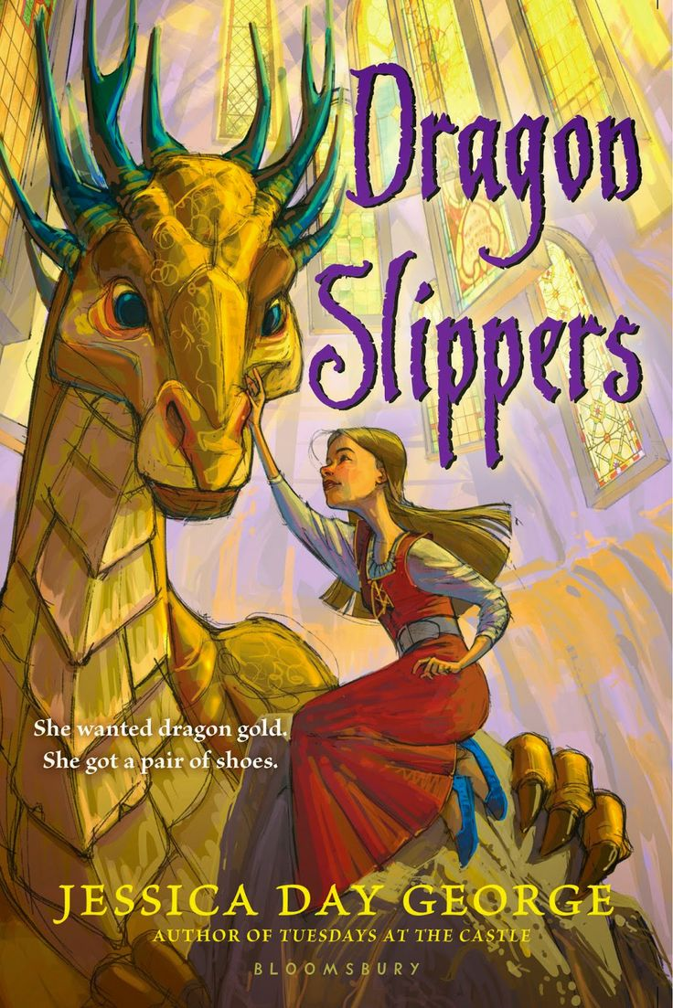 dragon slippers adult novel book