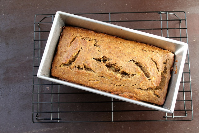 Bourbon Banana Bread | Food I want to make | Pinterest