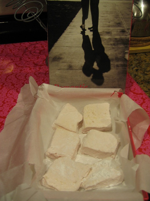 homemade strawberry marshmallows | epicure | Pinterest
