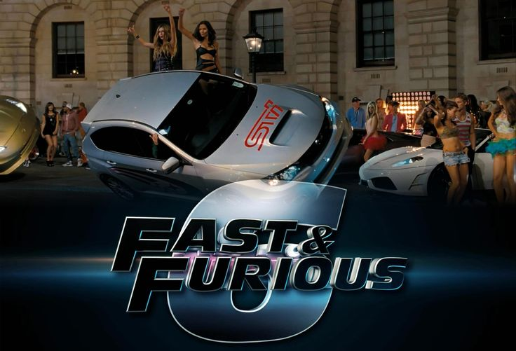 fast and the firius