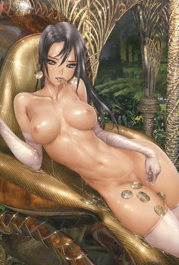 Erotic female anime boobs porno stripper