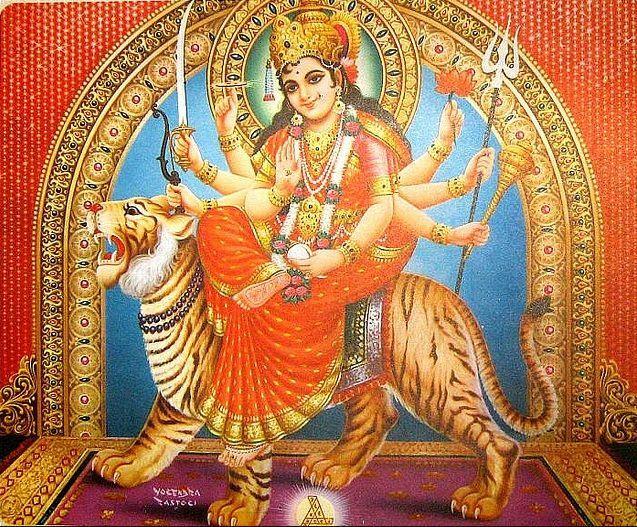 Ma Durga Ma Durga