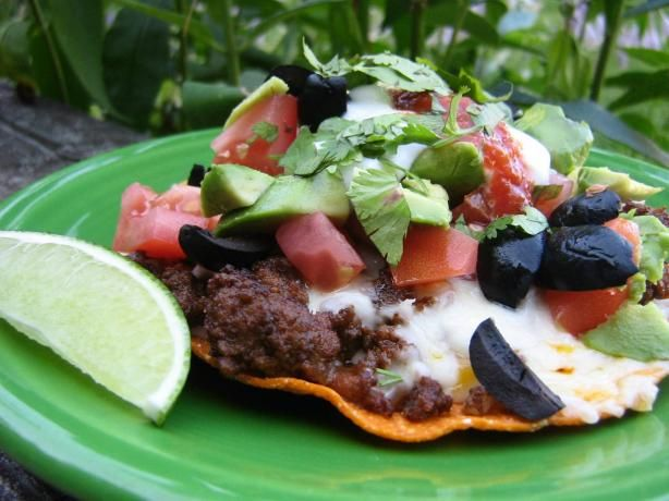 Beef Tostadas [Let me help you MAKE money by taking VACATIONS! Watch ...