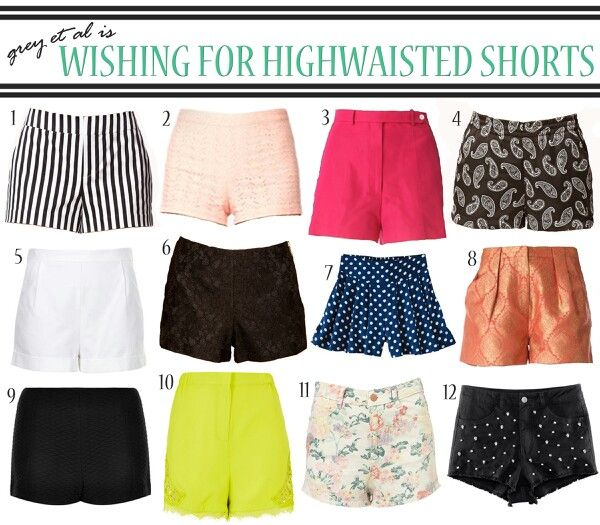 for high waisted shorts cute clothes and accessories pint